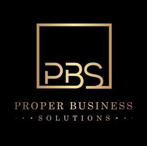 Proper Business Solutions Logo