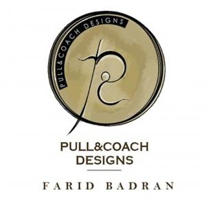 Pull & Coach  Logo