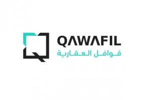 Qawafil For Real Estate Investment Logo