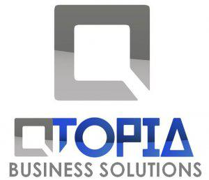 Qtopia Business Solutions Logo