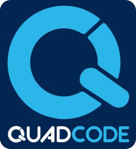 Quad Code Logo