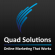 Media Buyer / Social Media Specialist at Quad Marketing Solutions, Inc