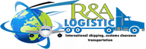 R&A Logistic Logo