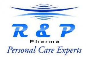 R&P Pharma Logo