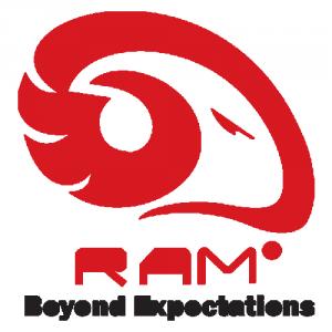 RAM FOR INTERNATIONAL TRADING Logo