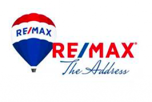 RE/MAX The Address Logo