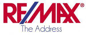 REMAX The Address Logo