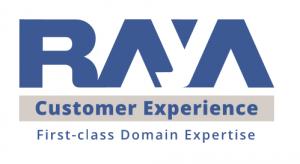 Raya Customer Experience Logo