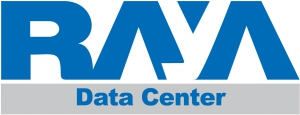 Raya Data Center  Logo