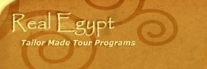 Real Egypt  Logo