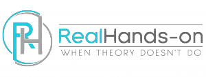 Real Hands-on Logo