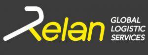 Relan Global Logistic SVS Logo