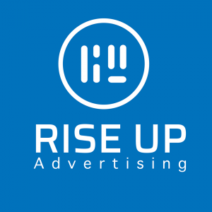 RiseUp Advertising Agency Logo