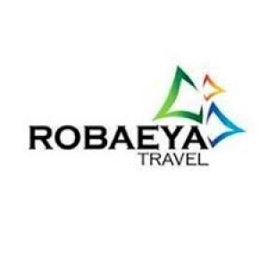 Robaeya Travel. Logo