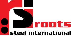 Roots Steel International - Egypt Logo