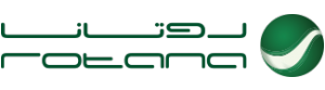 Rotana Audio visual Logo
