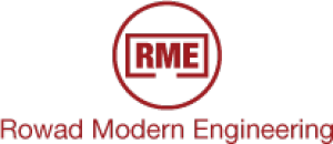 Rowad Modern Engineering Logo