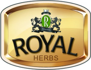 Royal Herbs  Logo