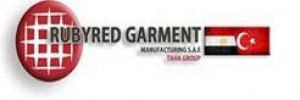 Rubyred Garment Logo