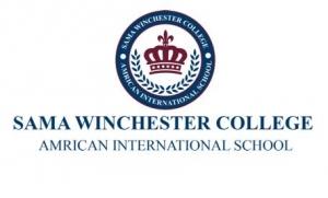 SAMA WINCHESTER COLLEGE Logo