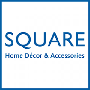SQUARE Home Décor & Accessories Logo