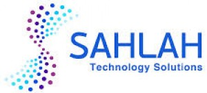 Sahlah™ Group for Technology and IT Solutions  Logo