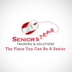 Senior Steps Logo