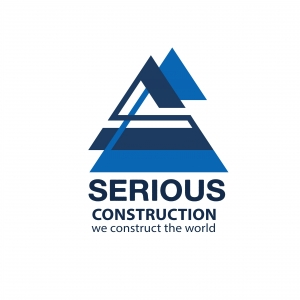 Serious construction  Logo