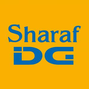 Sharaf DG Logo