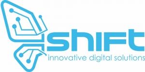 Shift digital solutions Logo