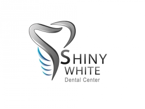 Shiny White Dental Center  Logo