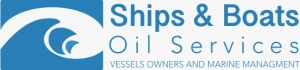 Ships And Boats Oil Services Logo