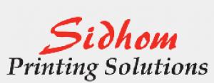 Sidhom Printing Solutions Logo