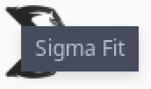 Sigma-Fit Logo