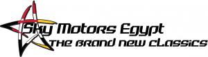 Sky Motors Egypt Logo