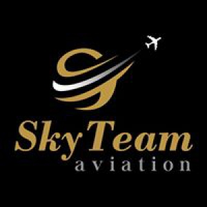 Sky Team Aviation Logo
