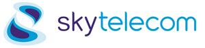 Sky Telecom Logo