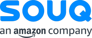 Souq.com, An Amazon Company Logo