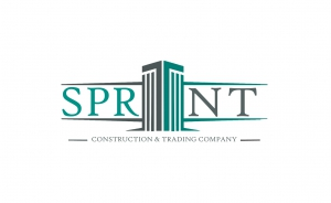 Sprint for Construction & Trading Logo