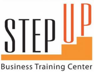 Step Up Business training center Logo