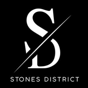 Stones district  Logo