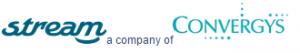 Stream a Company of Convergys Logo