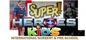 SuperHeroesKids Logo