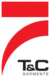 T&C Garments Logo