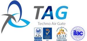 TAG Egypt Logo