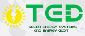 TED FOR SOLAR ENERGY AND ENERGY Logo