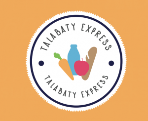TalabatyExpress Logo