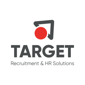 Target Recruitment  & HR Solutions  Logo