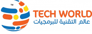 Tech-World Logo