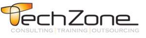 TechZone Networking Services Logo